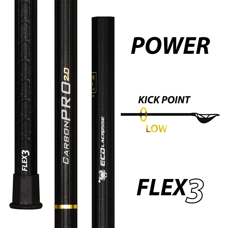 ECD Carbon Pro 2.0 Shaft - Power