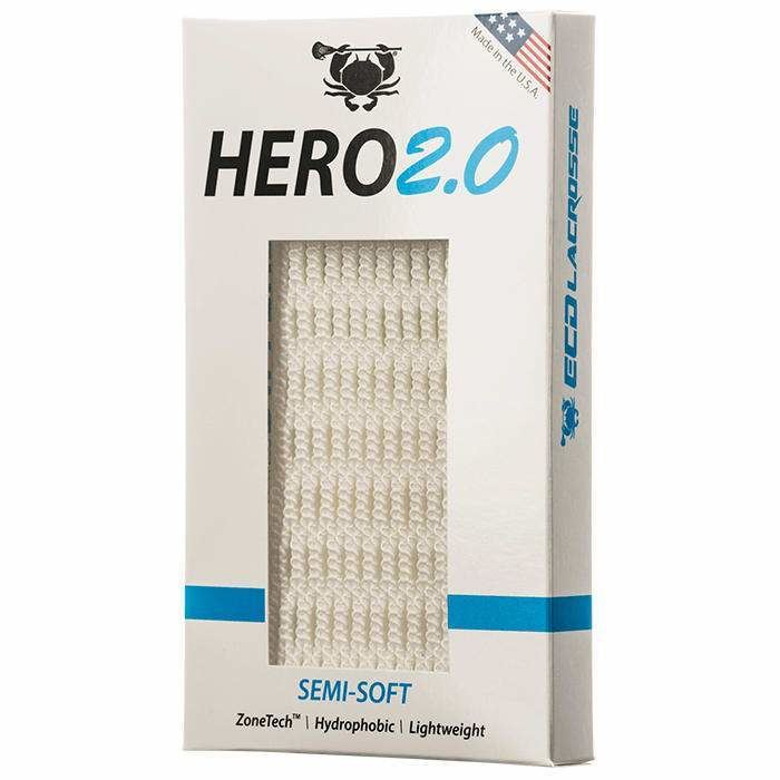 Ecd Hero 2.0 Mesh - Semi-Soft White Performance