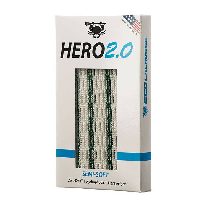 Ecd Hero 2.0 Striker Mesh - Semi-Soft Kelly Green Performance