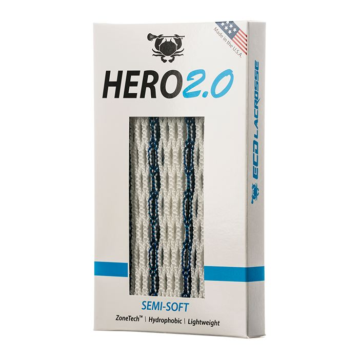 Ecd Hero 2.0 Striker Mesh - Semi-Soft Navy Blue Performance