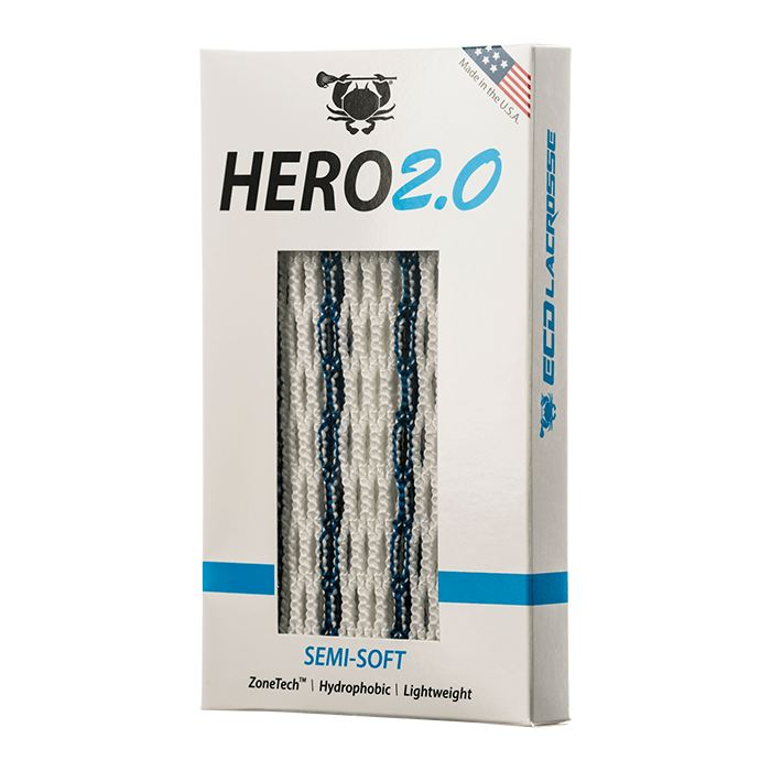 Ecd Hero 2.0 Striker Mesh - Semi-Soft Performance