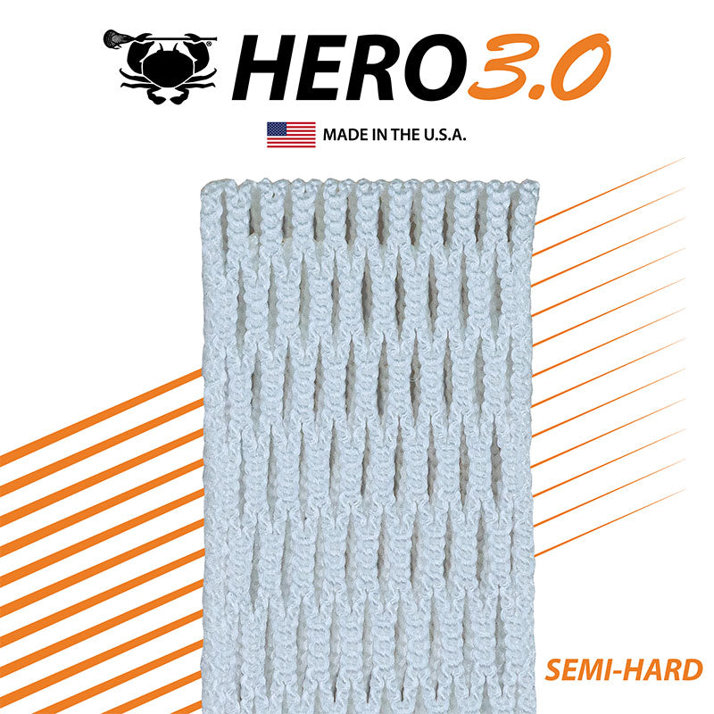ECD Hero 3.0 Mesh Semi-Hard