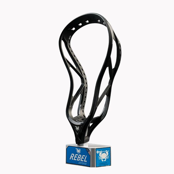 Ecd Rebel Head - Defense Unstrung / Black Mens Heads