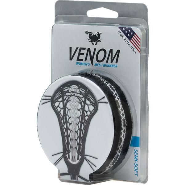 Ecd Venom Striker Mesh Runner Girls Stringing
