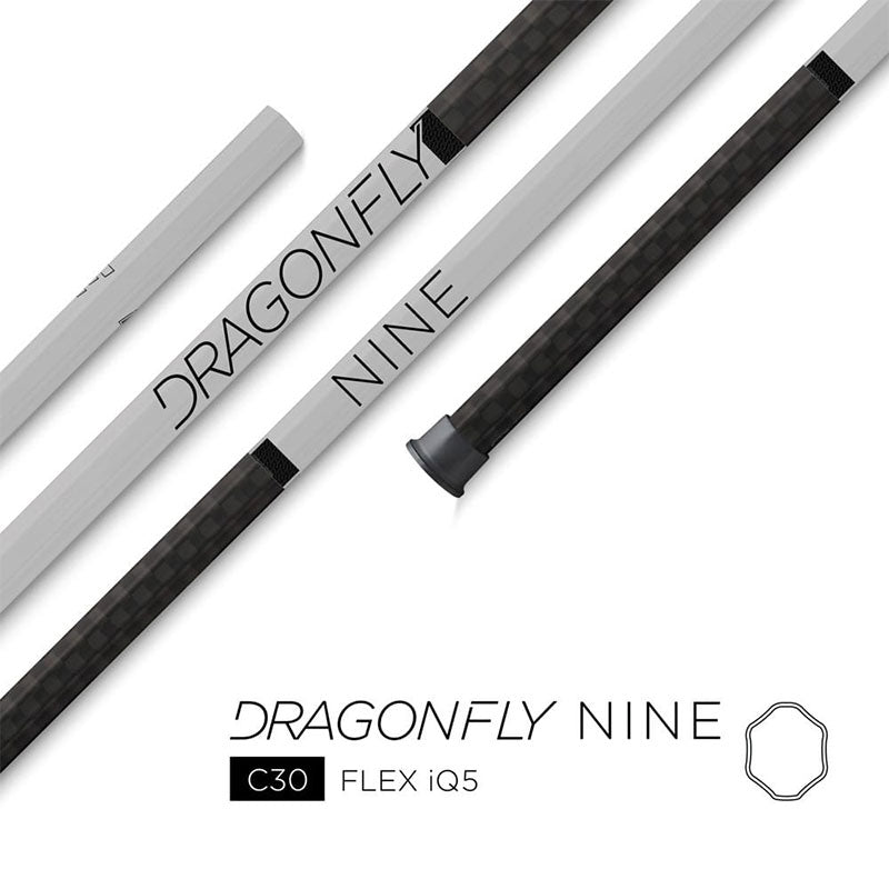 Epoch Dragonfly 9 IQ5 Shaft - Attack White