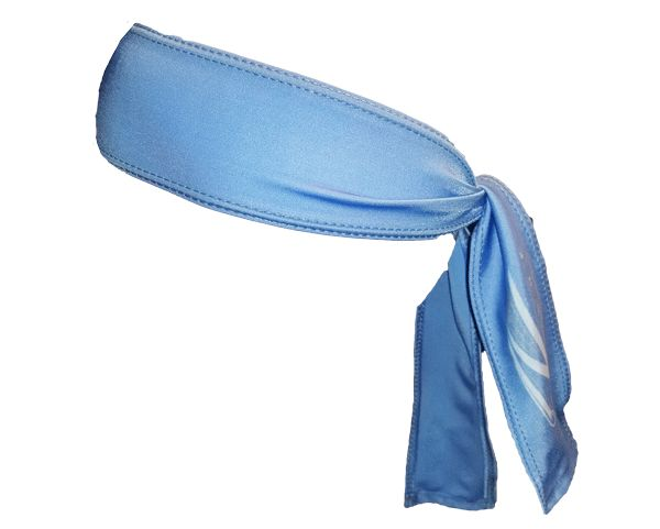 Lax Zone Head Tie One Size / Carolina