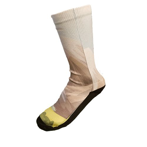 Lax Zone Mountain Peaks Socks Small