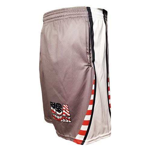 Lax Zone Usa Lacrosse Shorts Youth Medium
