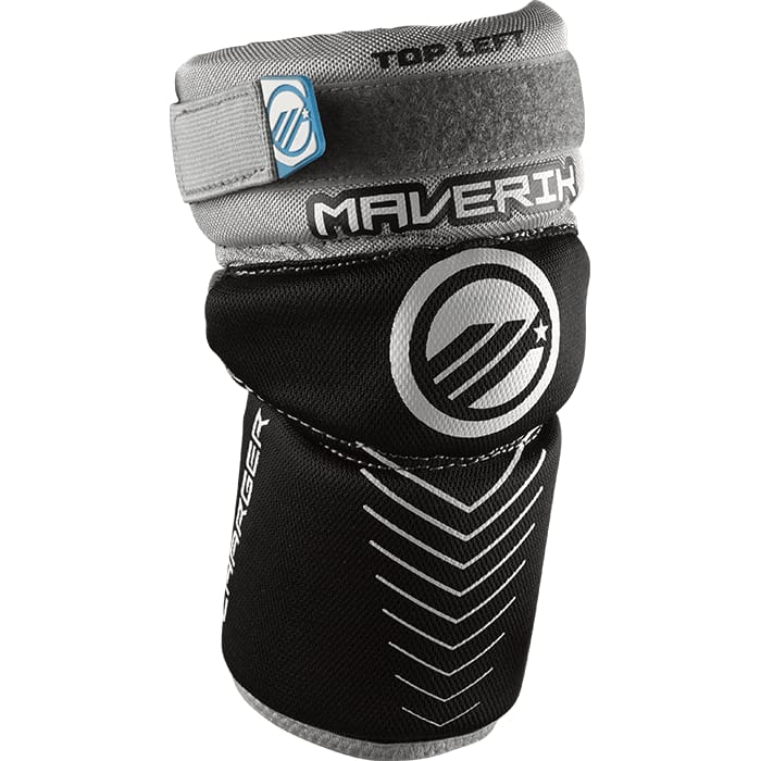 Maverik Charger Arm Pad X-Small / Black Pads