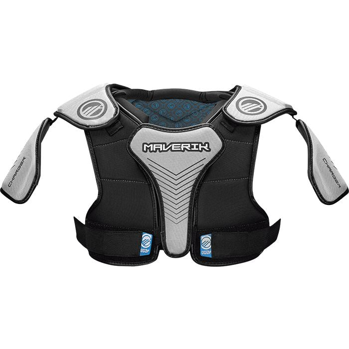Maverik Charger Shoulder Pad X-Small / Black Pads