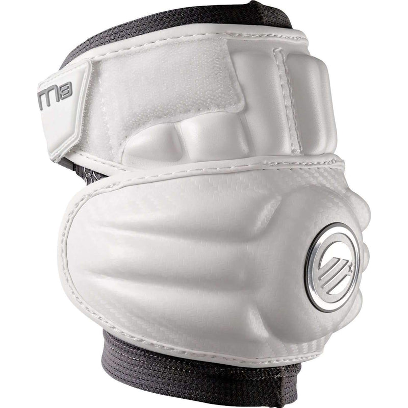 Maverik M3 Elbow Pads Large / White/black Arm