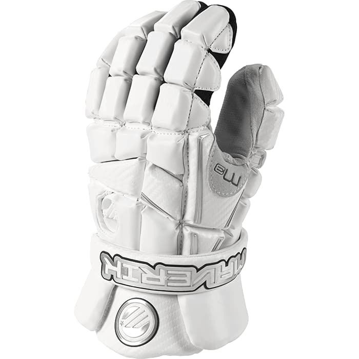 Maverik M3 Glove 12-Medium / White Gloves