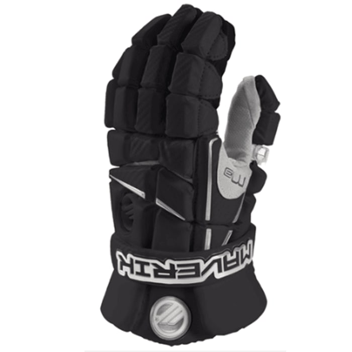 Maverik M3 Glove 13-Large / Black Gloves