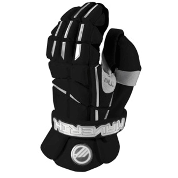 Maverik M3 Goalie Gloves Large / Black