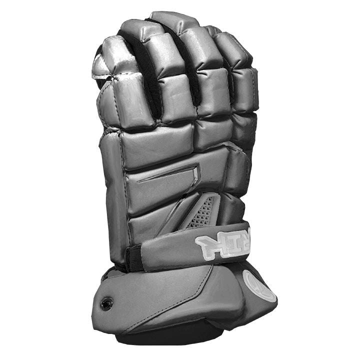 Maverik M4 Glove 12-Medium / Grey Gloves