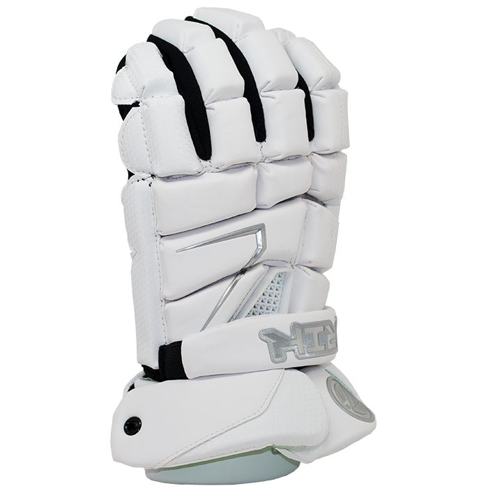 Maverik M4 Glove 12-Medium / White Gloves