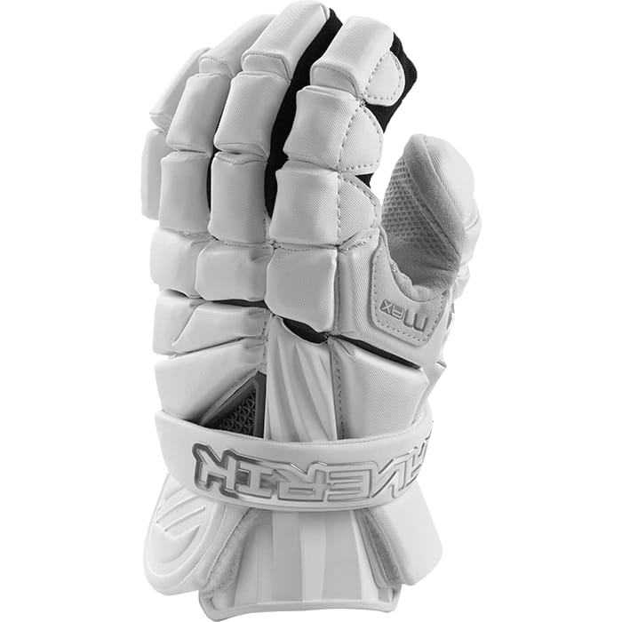 Maverik Max Glove 13-Large / White Gloves