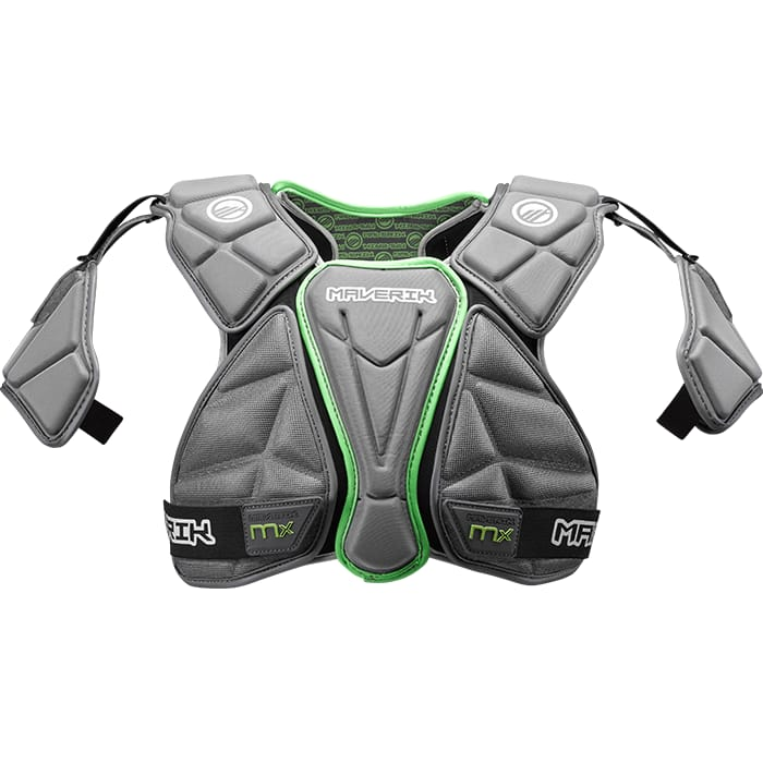 Maverik Mx Shoulder Pad Medium / Grey Pads