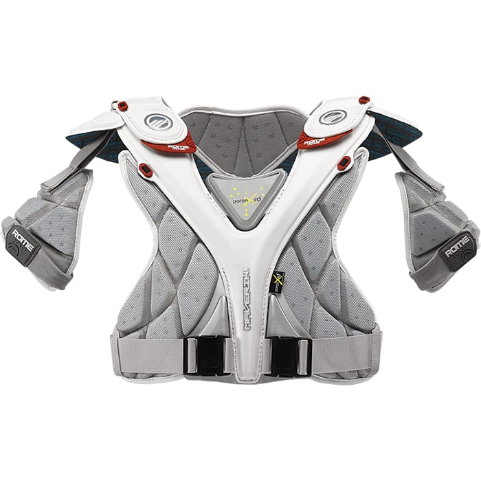 Maverik Rome Rx3 Shoulder Pad Large / Grey Pads
