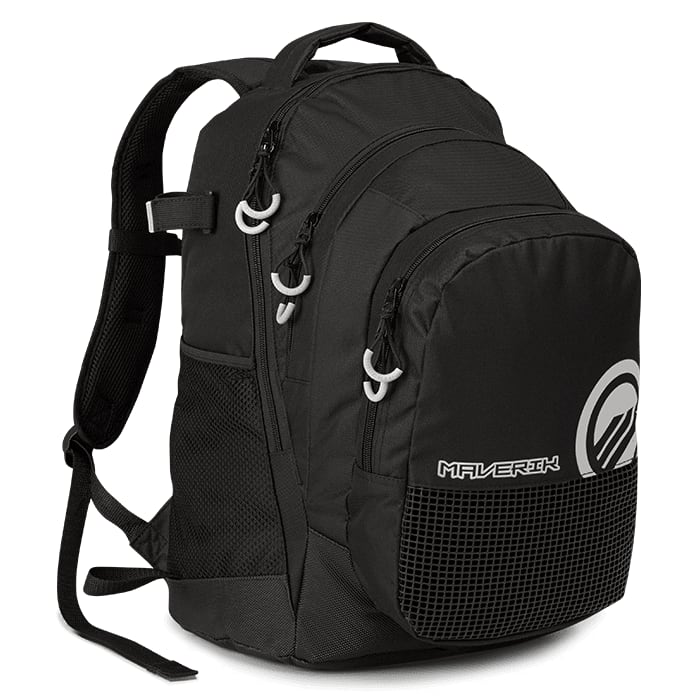 Maverik Storm Backpack Black Backpacks