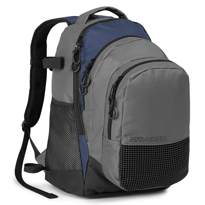 Maverik Storm Backpack Navy Backpacks