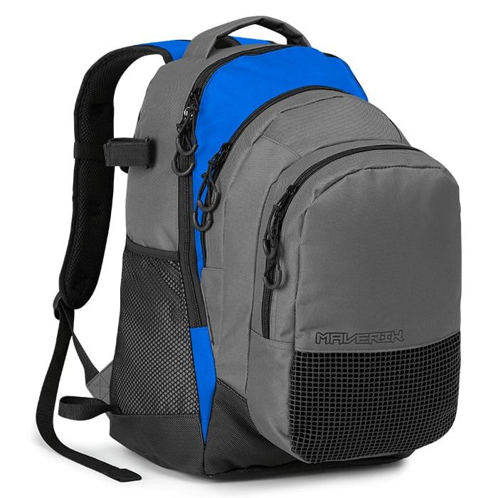 Maverik Storm Backpack Royal Backpacks