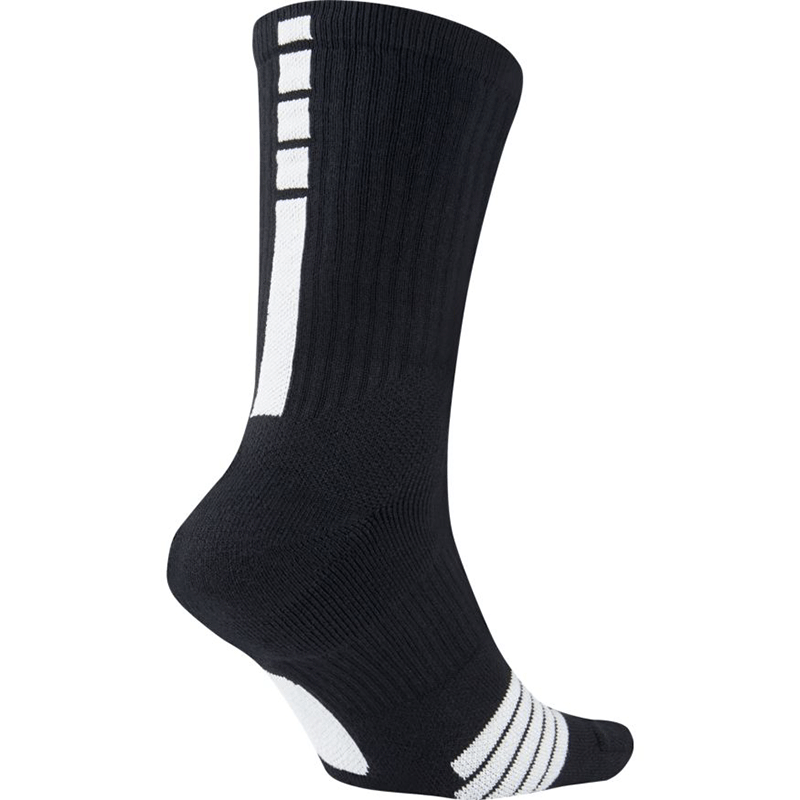 Nike Elite Crew Sock - Black/White