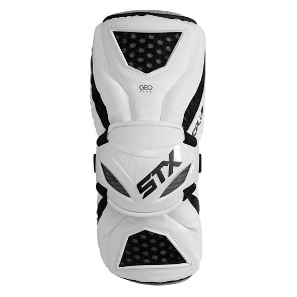 Stx Cell Iii Arm Guard Large / White Pads