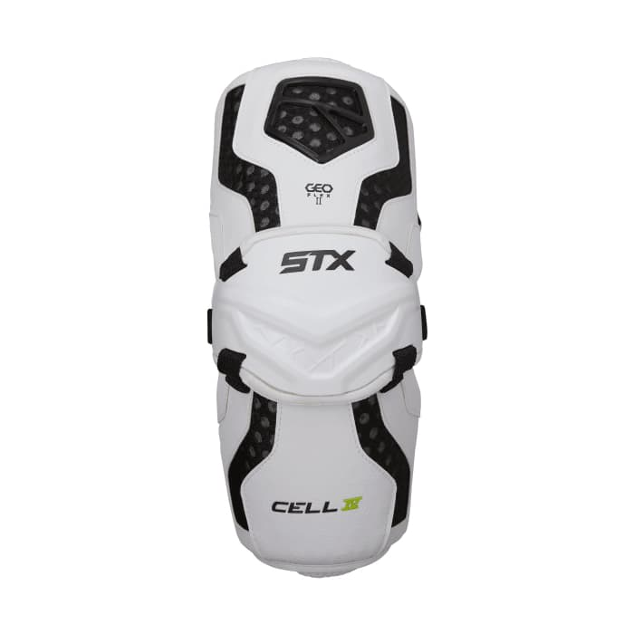 Stx Cell Iv Arm Guards X-Large / White Pads