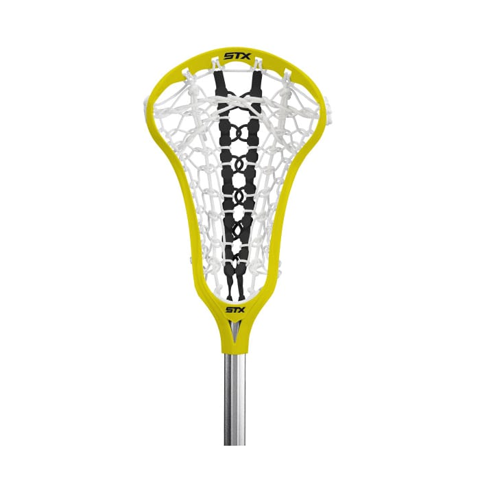 Stx Crux 300 Complete Stick / Yellow Women's Sticks