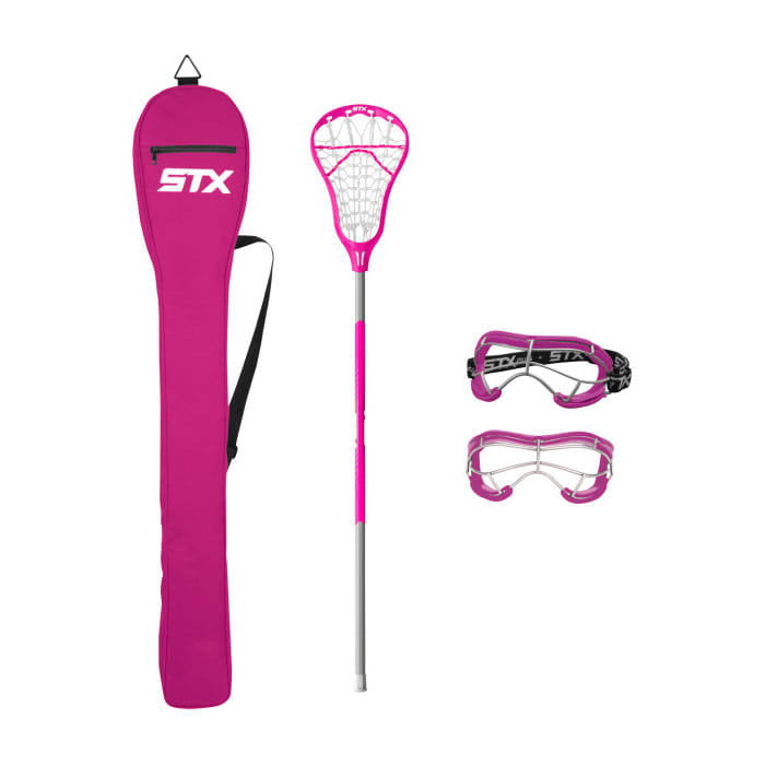 Stx Exult 200 Starter Pack Punch/punch Women's Complete Sticks