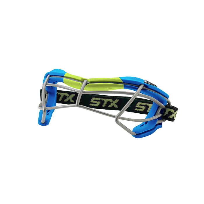 Stx Rookie Goggle Youth / Blue/lime Goggles & Girls Helmets