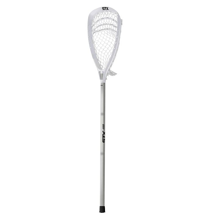 Stx Shield 100 Complete Stick / White Goalie Heads