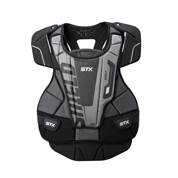 Stx Shield 300 Chest Protector Small / Black Pads
