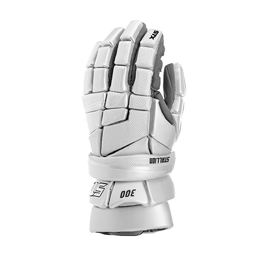 Stx Stallion 300 Glove 10-Small / White Gloves