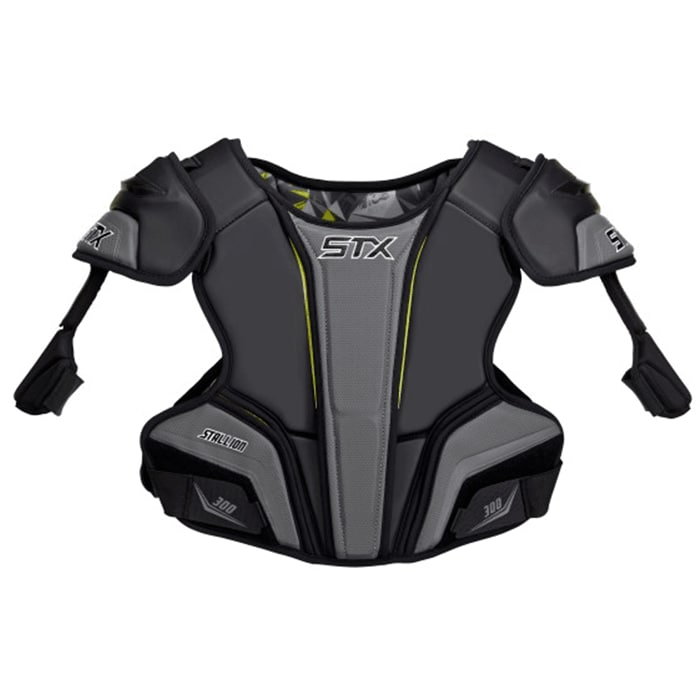 Stx Stallion 300 Shoulder Pad Small / Black Pads
