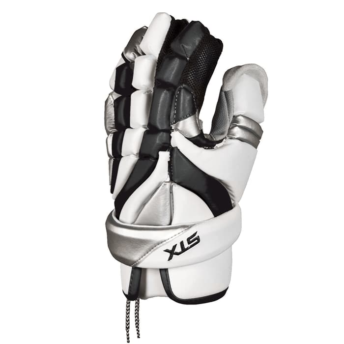 Stx Sultra Goalie Glove 10-Small / Black Girls Gloves