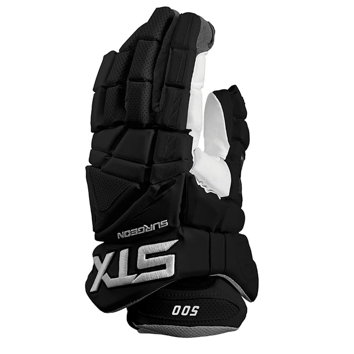 Stx Surgeon 500 Glove 12-Medium / Black Gloves