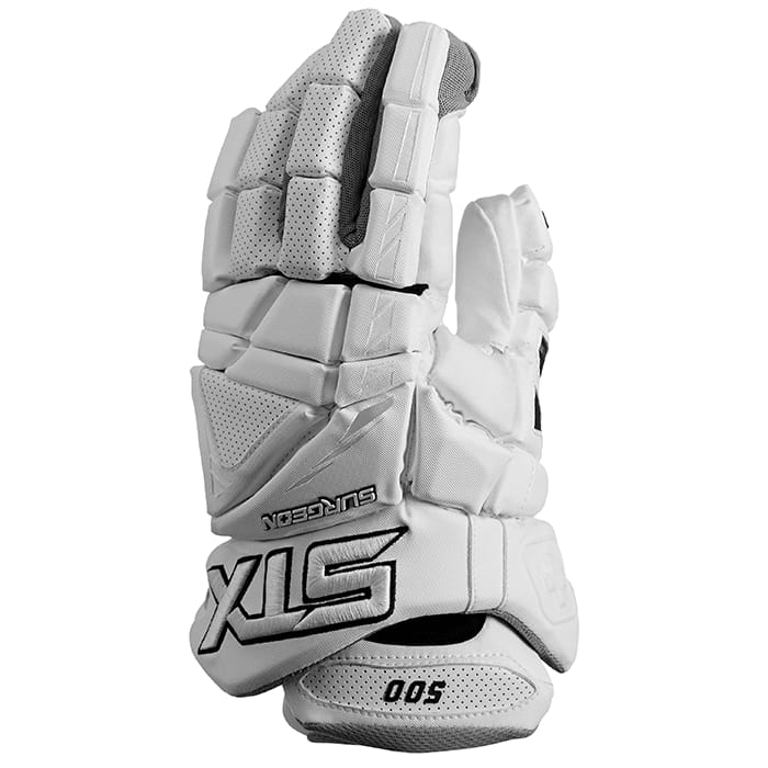 Stx Surgeon 500 Glove 12-Medium / White Gloves