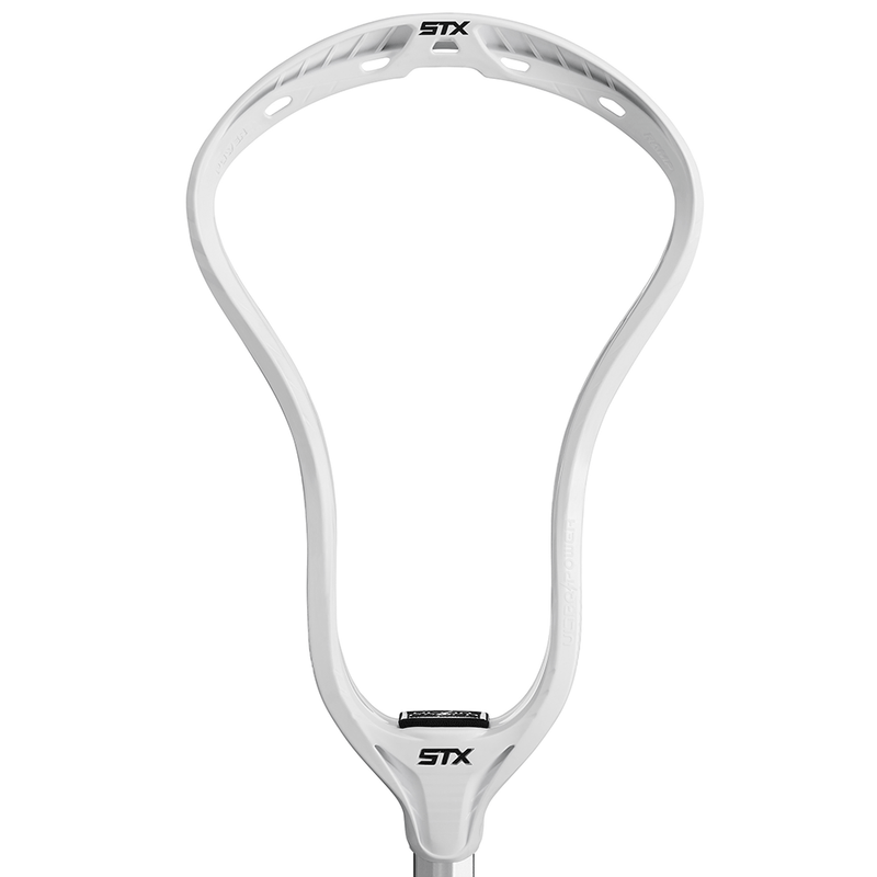 stx ultra power lacrosse head front