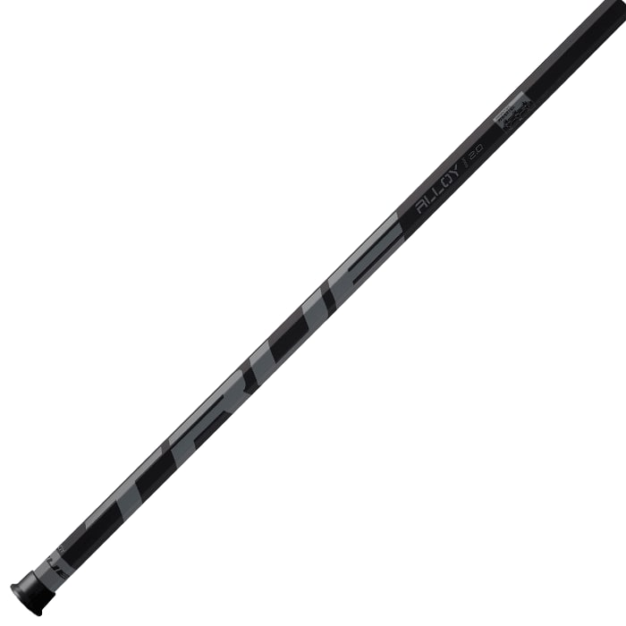 True Alloy 2.0 Shaft Attack / Black Lacrosse & Midfield Shafts