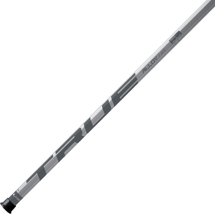 True Alloy 2.0 Shaft Attack / Silver Lacrosse & Midfield Shafts
