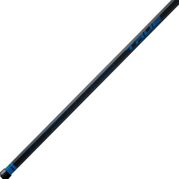 True Alloy 6.0 Shaft Attack / Black Lacrosse & Midfield Shafts