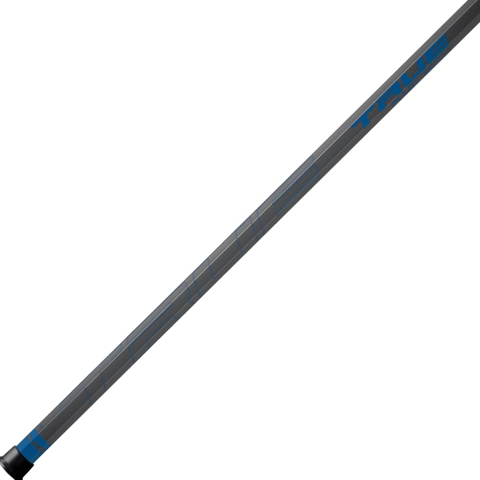 True Alloy 6.0 Shaft Attack / Gunmetal Lacrosse & Midfield Shafts