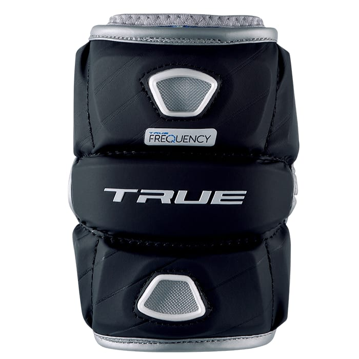 True Frequency Elbow Pad Small / Black Lacrosse Arm Pads