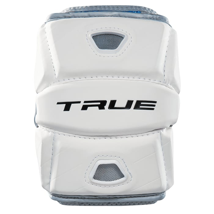 True Frequency Elbow Pad Small / White Lacrosse Arm Pads
