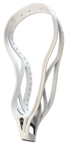 Under Armour Command 2 Lacrosse Head Unstrung / White Mens Heads