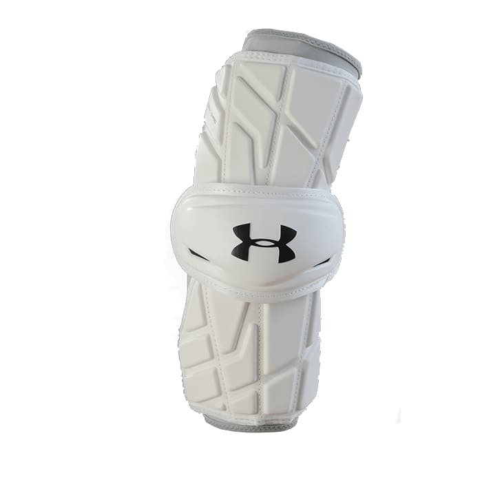 Under Armour Command Pro Arm Guard Small / White Pads