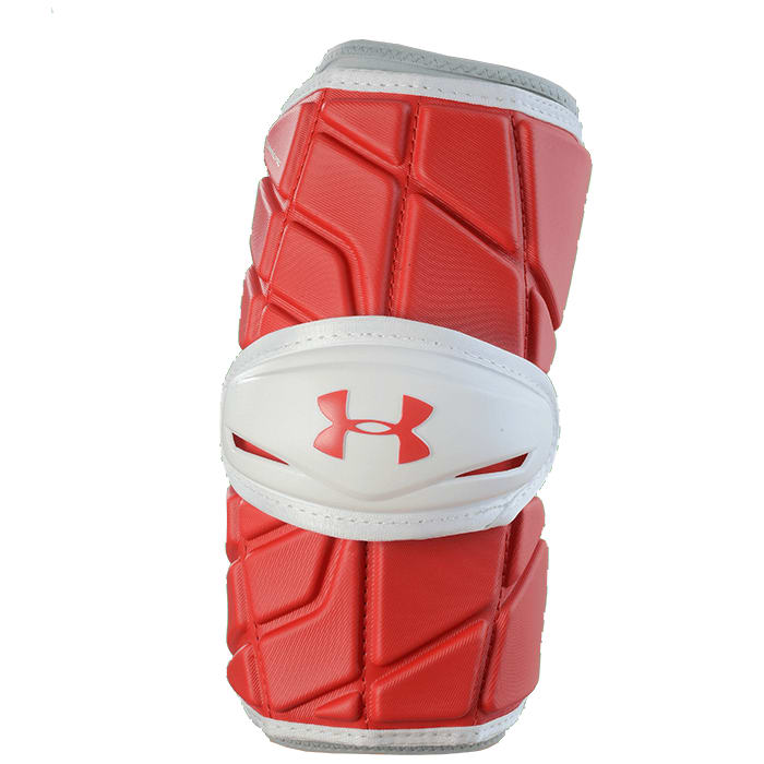 Under Armour Command Pro Arm Pad Large / Red Pads