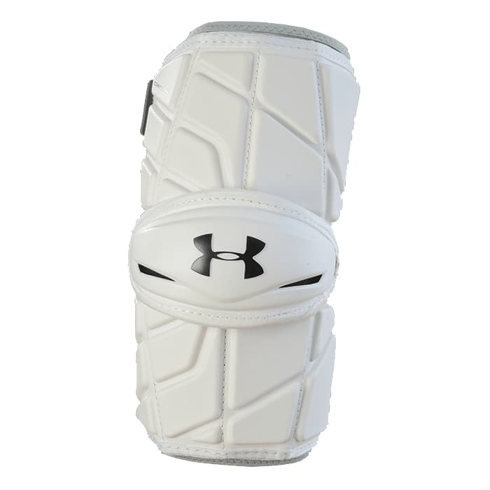 Under Armour Command Pro Arm Pad Medium / White Pads